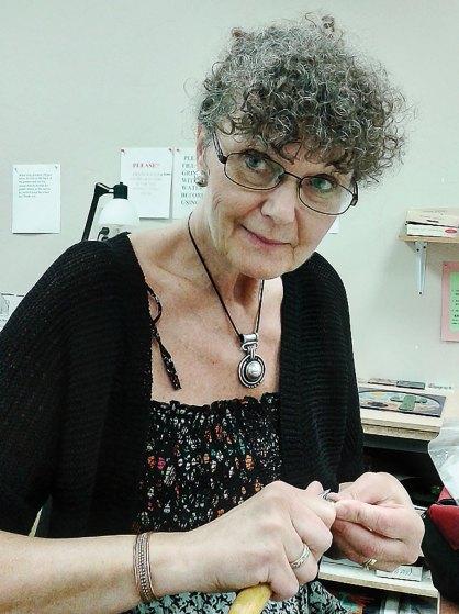 Marsha Royer – Silversmithing