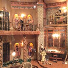 The Mini Time Museum of Miniatures is one of the destinations on the field trip.