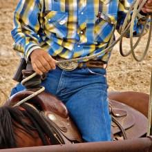 "First place: Steve Piepmeier, ""Cowboy Tools"""