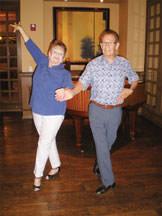 Gary and Penny Marshall