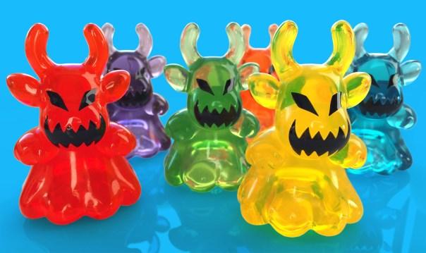 Lollipop Ghost Cowly 2015