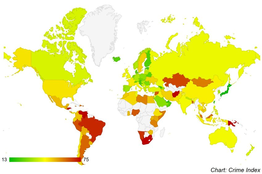 """<img src=""""crimerates.jpg"""" alt=""""a world map showing crime index of every country AKA is it safe to travel in Latin America?"""">"""