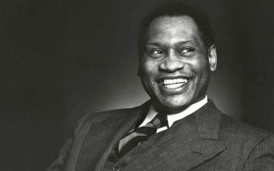 Stand Your Ground: The Life and Accomplishment of Paul Robeson