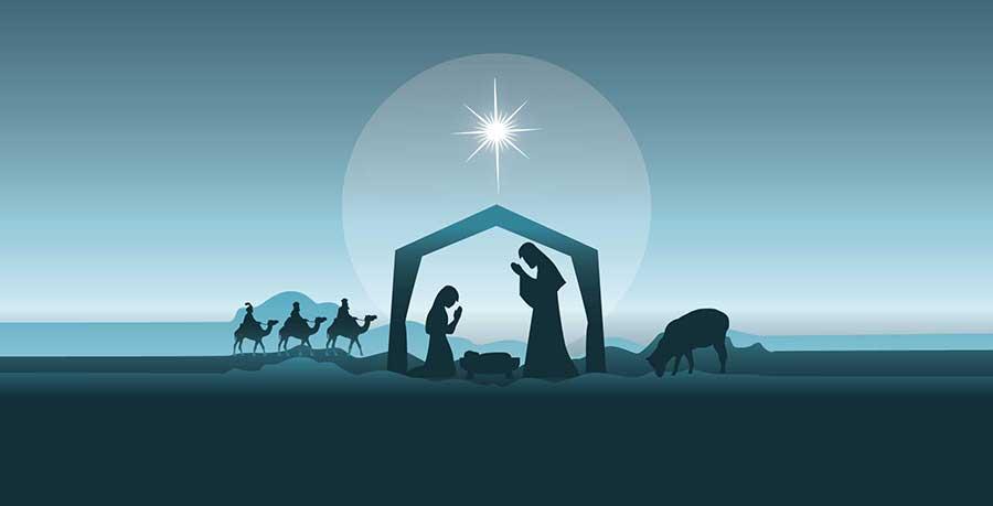 Nativity Christmas Stable
