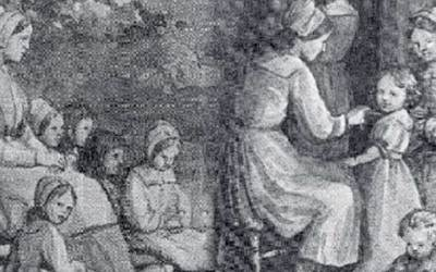 Children's Meeting of 1663