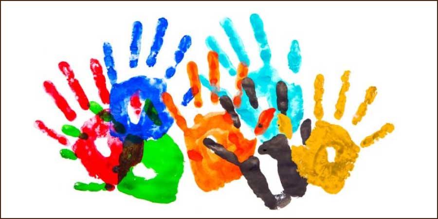 hands Exploring Racism and Racial Justice