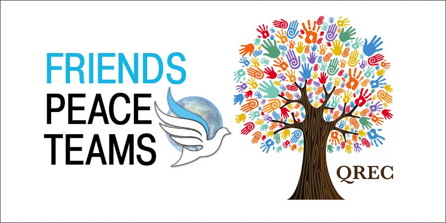 Friends Peace Teams QREC Holiday Gift feature