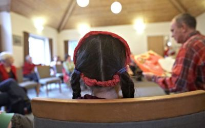 Conversation Circle, Quaker Religious Education in the Home and Small Meeting