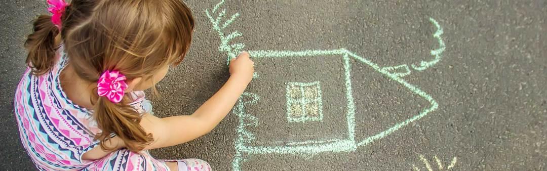 Kid Sidewalk Chalk