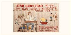 John Woolman Tapestry Near Sympathy feature