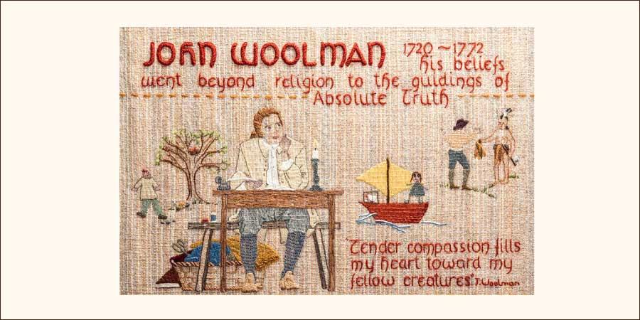 A Near Sympathy: The Timeless Quaker Wisdom of John Woolman