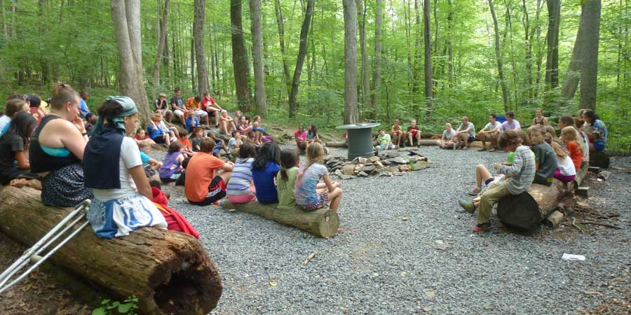 Fire Circle Catoctin feature
