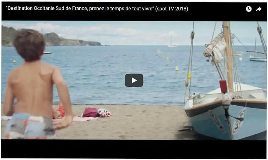 Nouvelle campagne de séduction pour la destination Occitanie Sud de France