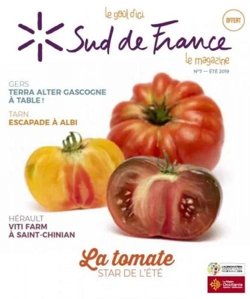 Focus sur le Gouffre de Padirac dans le magazine d'été « Le goût d'ici » Sud de France