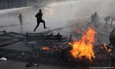 Os custos da crise no Chile