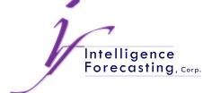 Intelligence Forecasting Corporation Logo