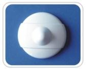 Etichete antifurt detasabile CW-0017 pentru porti antifurt