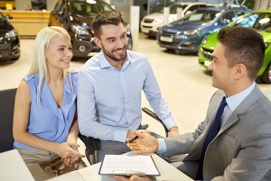 is happy couple becoming a victim of autodealer fraud?