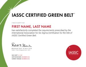 IASSC-Lean-Six-Sigma-Green-Belt-Certification
