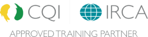 CQI IRCA Approved Training Partner Logo