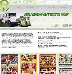 CashCore Adult Affiliate Program