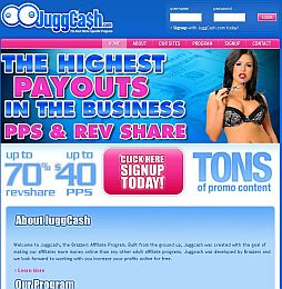 JuggCash Adult Affiliate Program