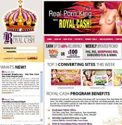 Royal-Cash Adult Affiliate Program
