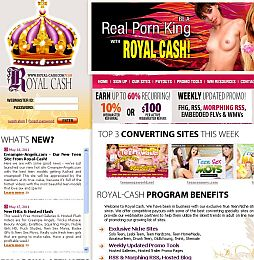 Royal-Cash Adult Affiliate Program