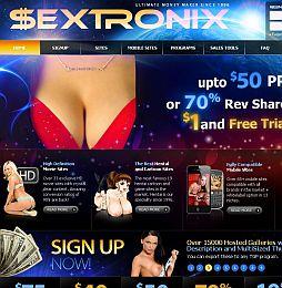 Sextronix Adult Affiliate Program