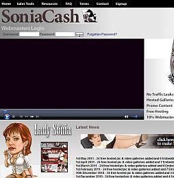 SoniaCash Adult Affiliate Program