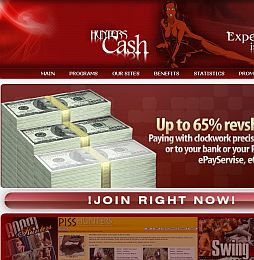 HuntersCash Adult Affiliate Program