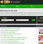 Occash Adult Affiliate Program