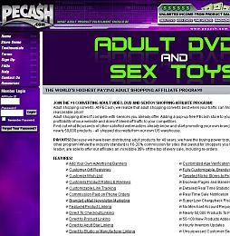 PEcash Adult Affiliate Program