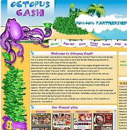 Octopus Cash Adult Affiliate Program