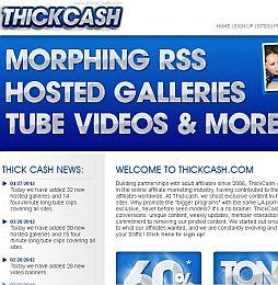 ThickCash Adult Affiliate Program