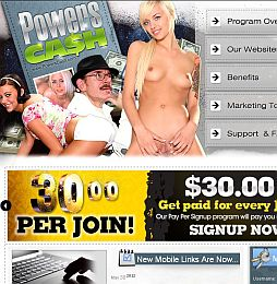 PowersCash Adult Affiliate Program