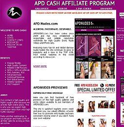 APD Cash Adult Affiliate Program
