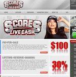 ScoresLiveCash Adult Affiliate Program