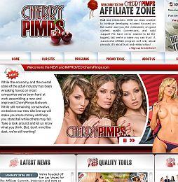 Cherry Pimps Adult Affiliate Program