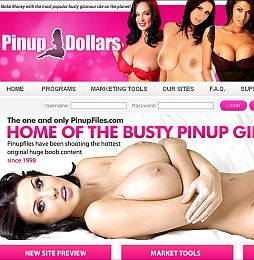 PinupDollars Adult Affiliate Program