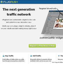 PlugRush Adult Affiliate Program