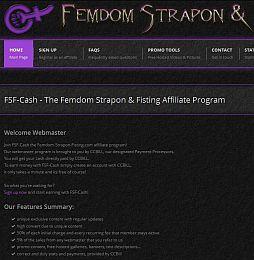 FSF-Cash Adult Affiliate Program