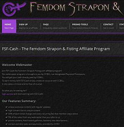 FSF-Cash Adult Affiliate Program