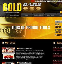 GoldBarsXXX Adult Affiliate Program