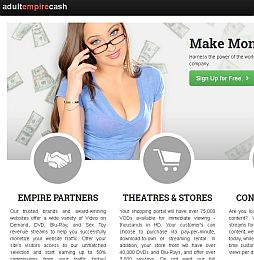Adult Empire Cash Adult Affiliate Program