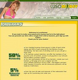 Luso Money Adult Affiliate Program