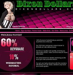 Dixon Dollars Adult Affiliate Program