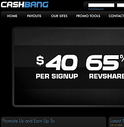 CashBang Adult Affiliate Program