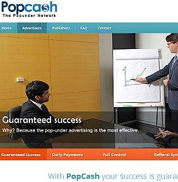 PopCash Adult Affiliate Program
