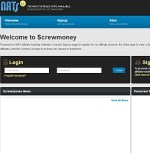 Screwmoney Adult Affiliate Program